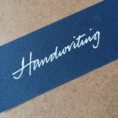 Handwriting 101 - Improve your Penmanship - Philly Pen Show