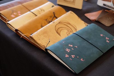 Custom Journal Covers - Traveler's Notebook / Field Notes / A5