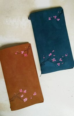Customized Traveler's Notebook - Sakura