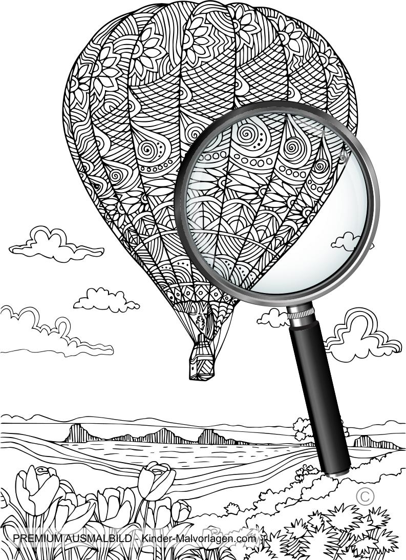 Fein Ballon Malvorlagen Galerie - Entry Level Resume Vorlagen ...