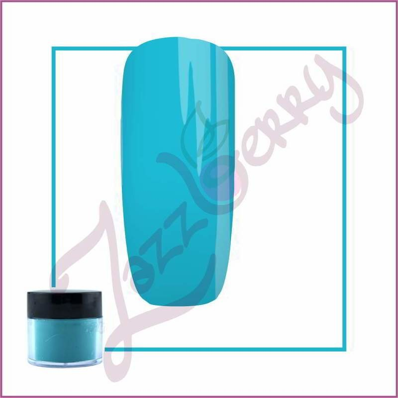 Java Blue Acrylic Powder (10g)
