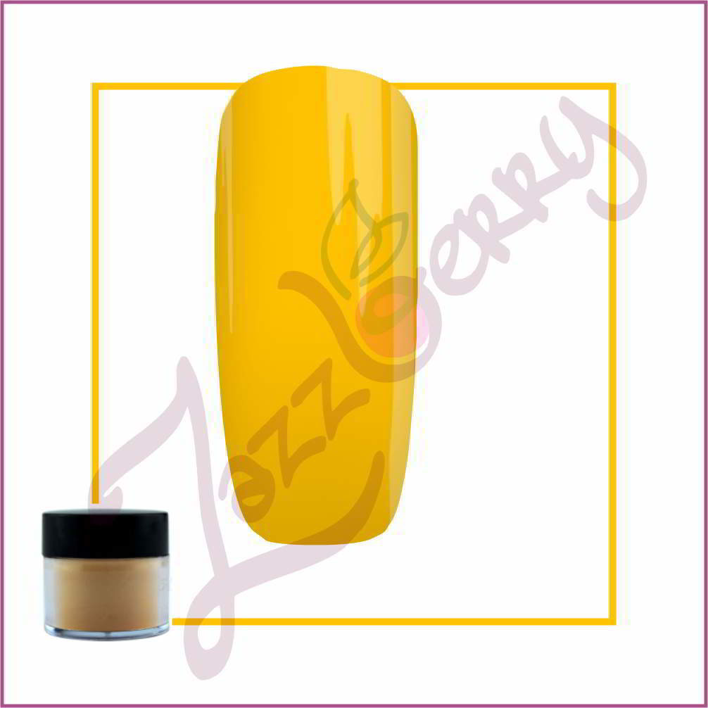 Amber Acrylic Powder (10g))