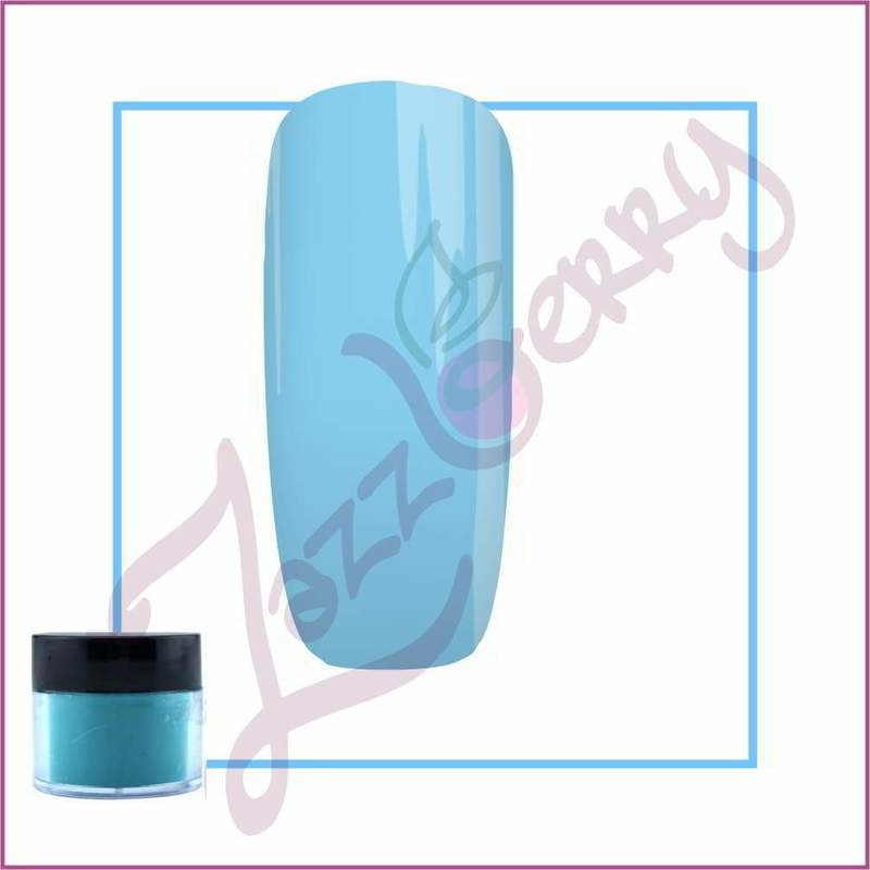 Sky Blue Acrylic Powder (10g)