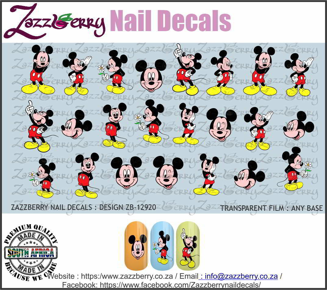 Mickey Mouse Singles