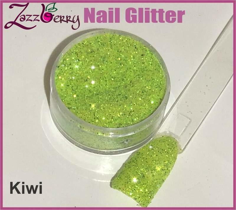 Kiwi Nail Glitter
