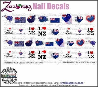 New Zealand Mix