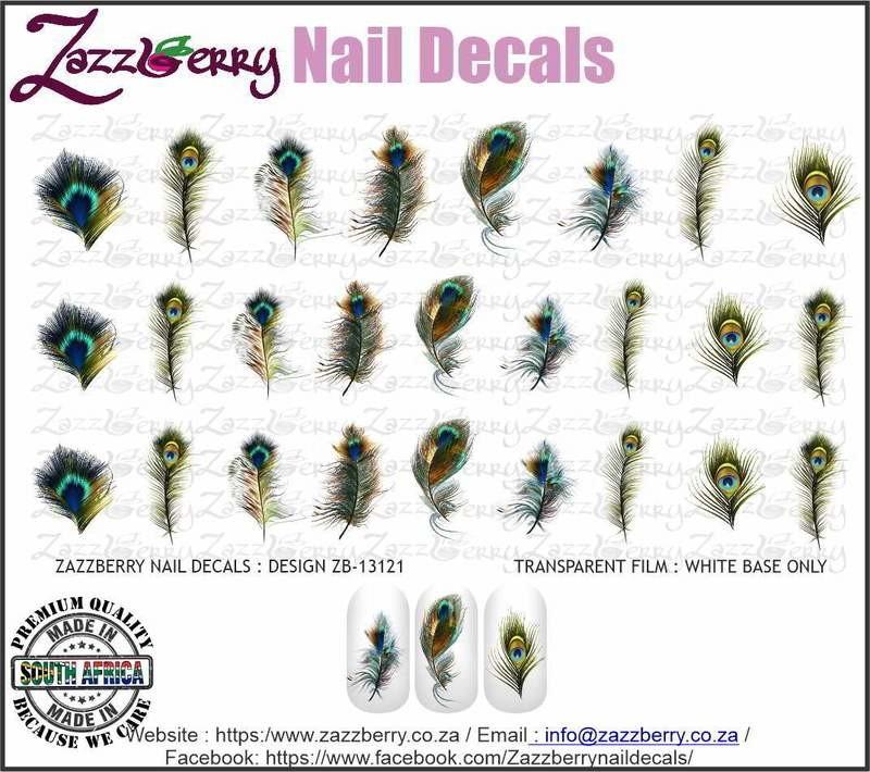 Peacock Feather Singles II