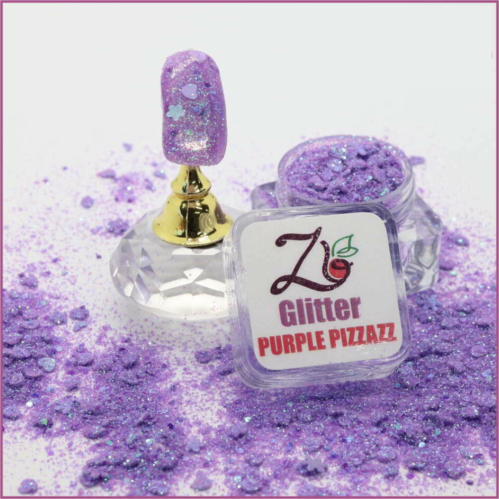 Purple Pizzazz