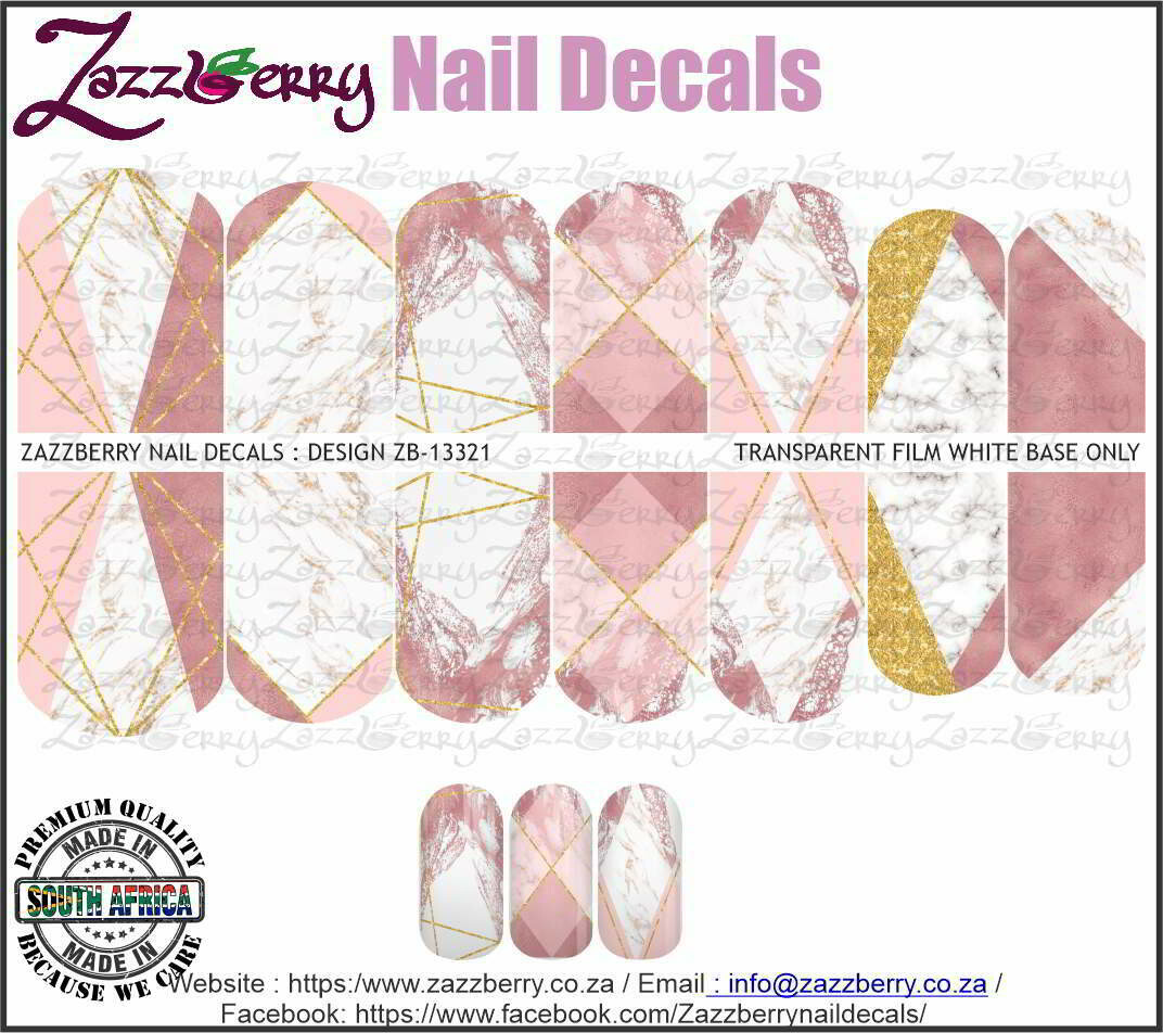 Pink Marble Mix