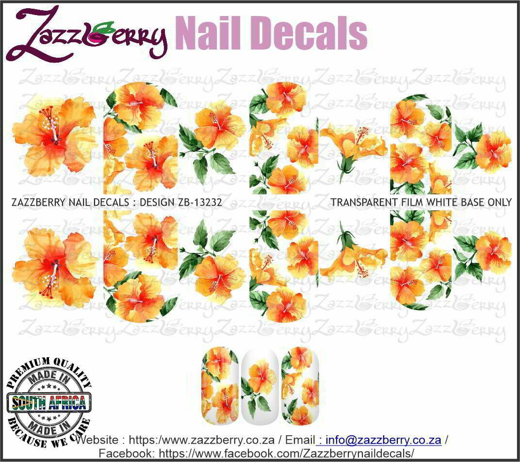 Naranja Hibiscus