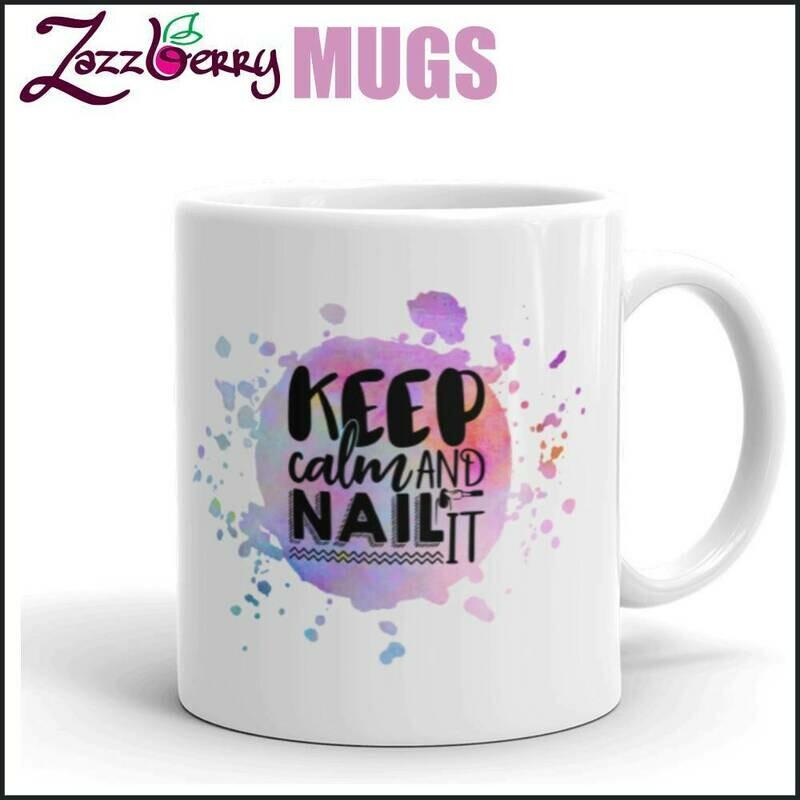 Keep Calm and Nail It