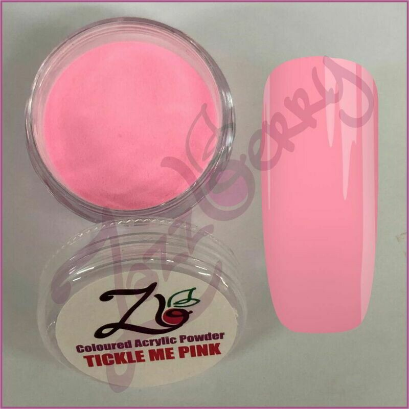 Tickle Me Pink Acrylic Powder (10g)