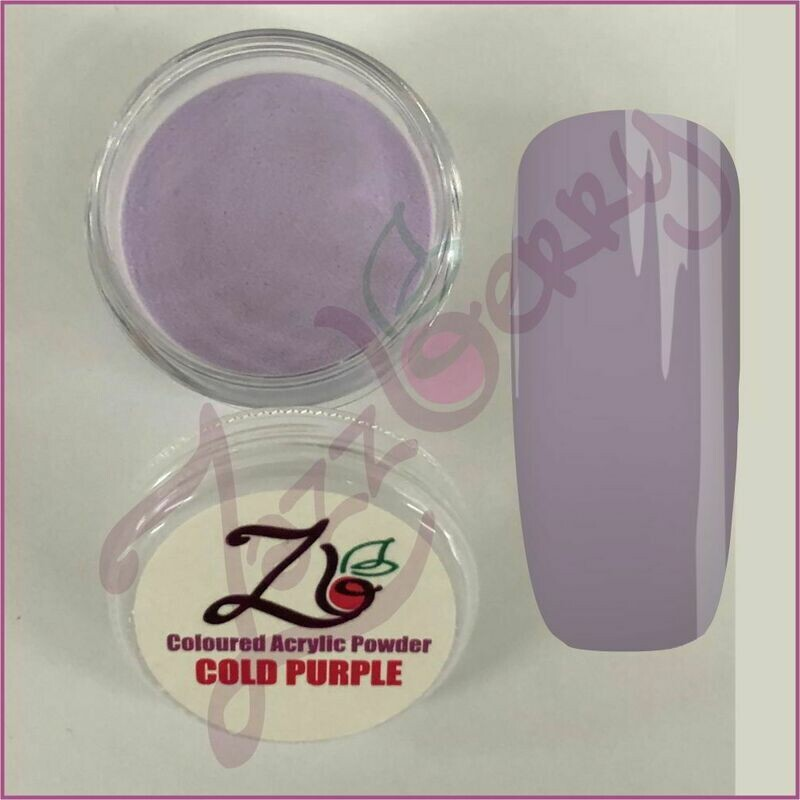 Cold Purple Acrylic Powder (10g)