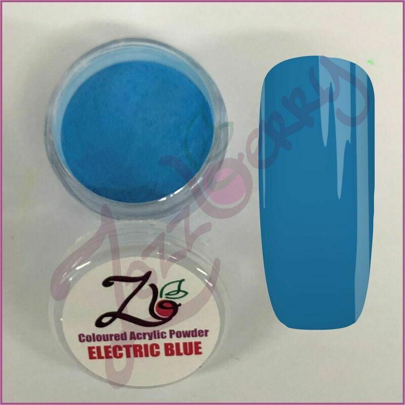Electric Blue Acrylic Powder (10g)