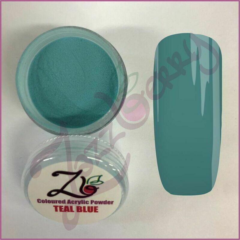 Teal Blue Acrylic Powder (10g)