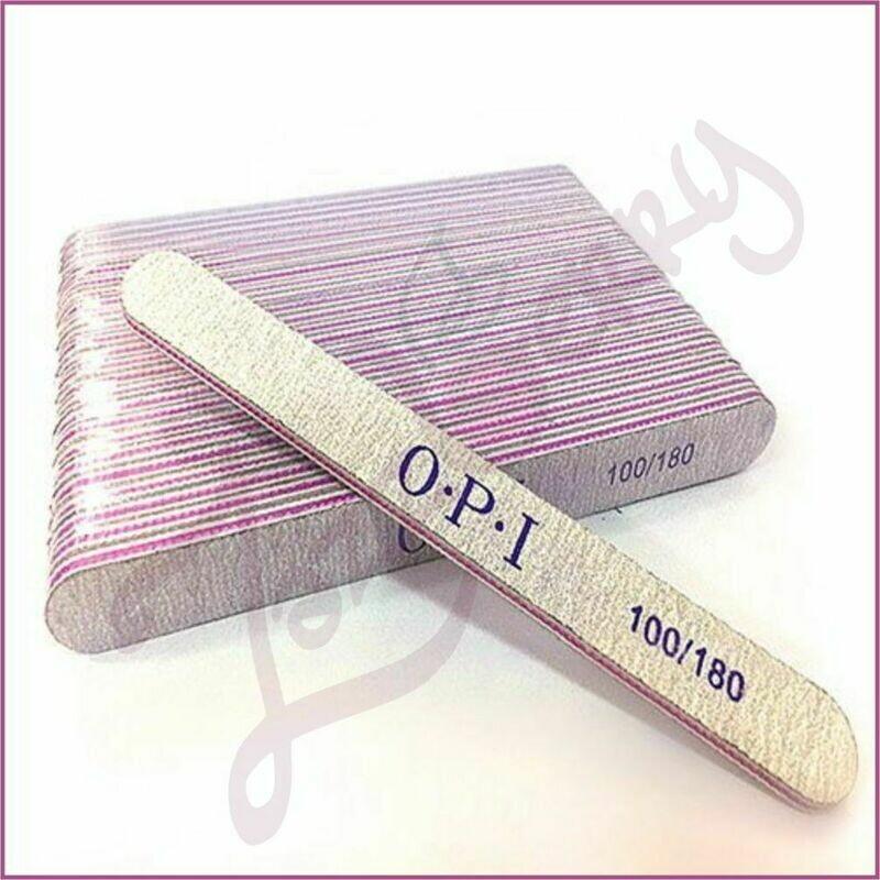 OPI File Straight 100/180