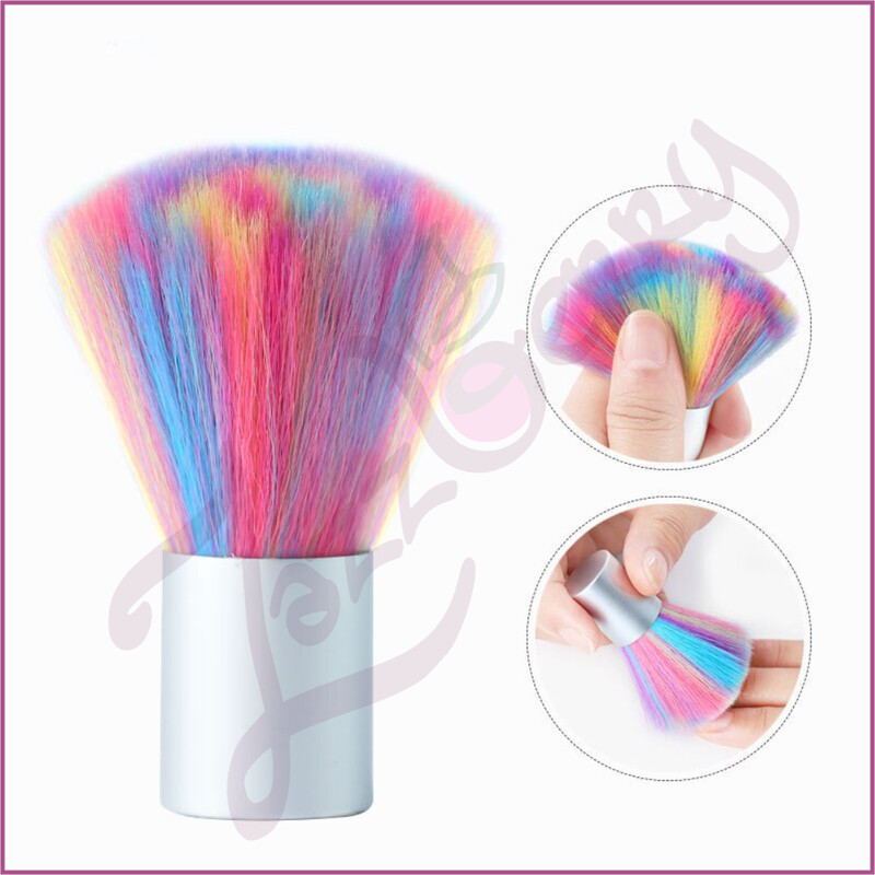 Dusting Brush Colorful