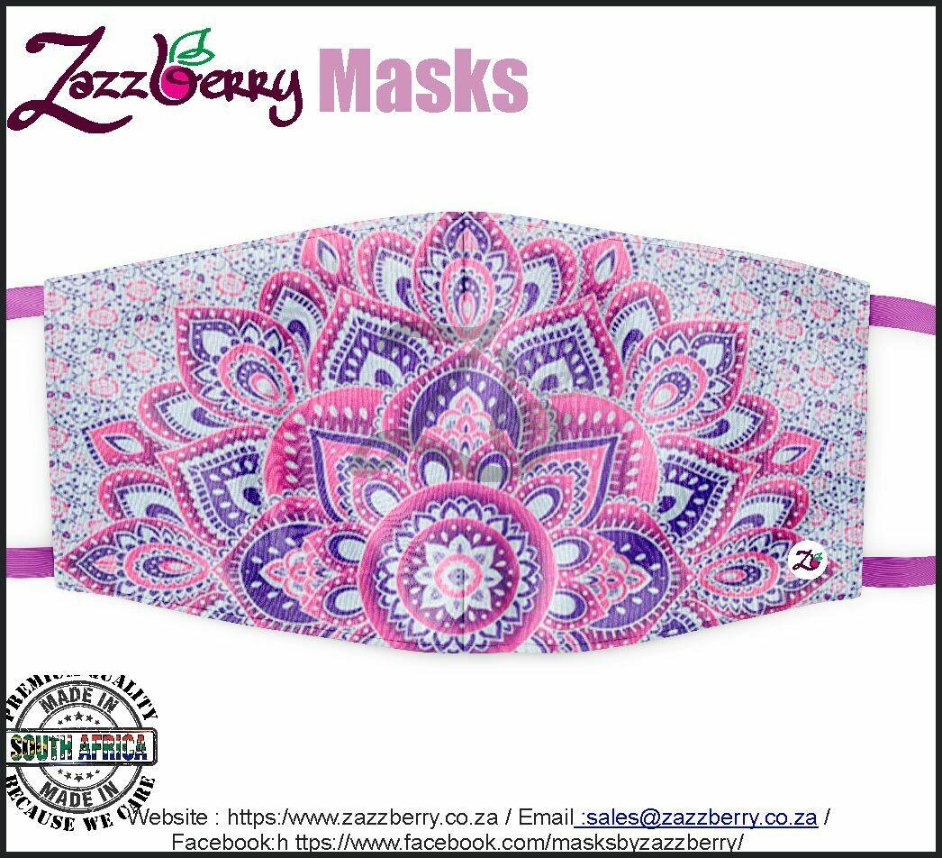 Pink & Purple Mandala