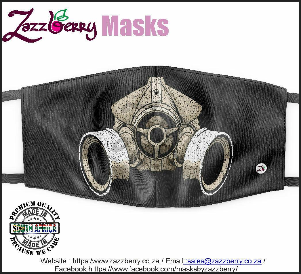 Gas Mask II