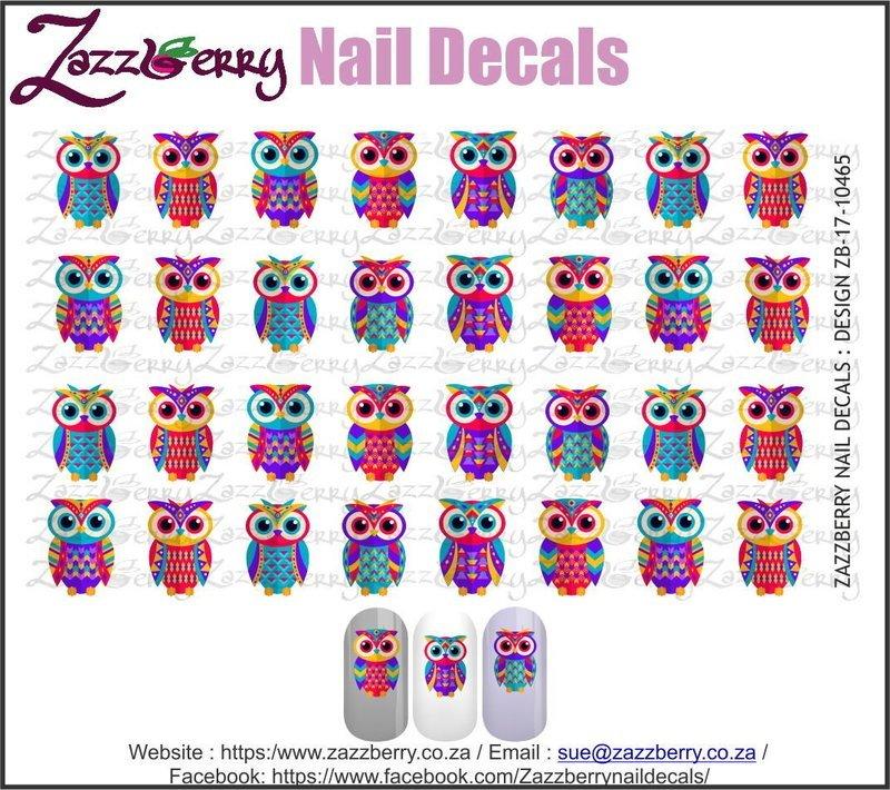 Owls : Ethnic