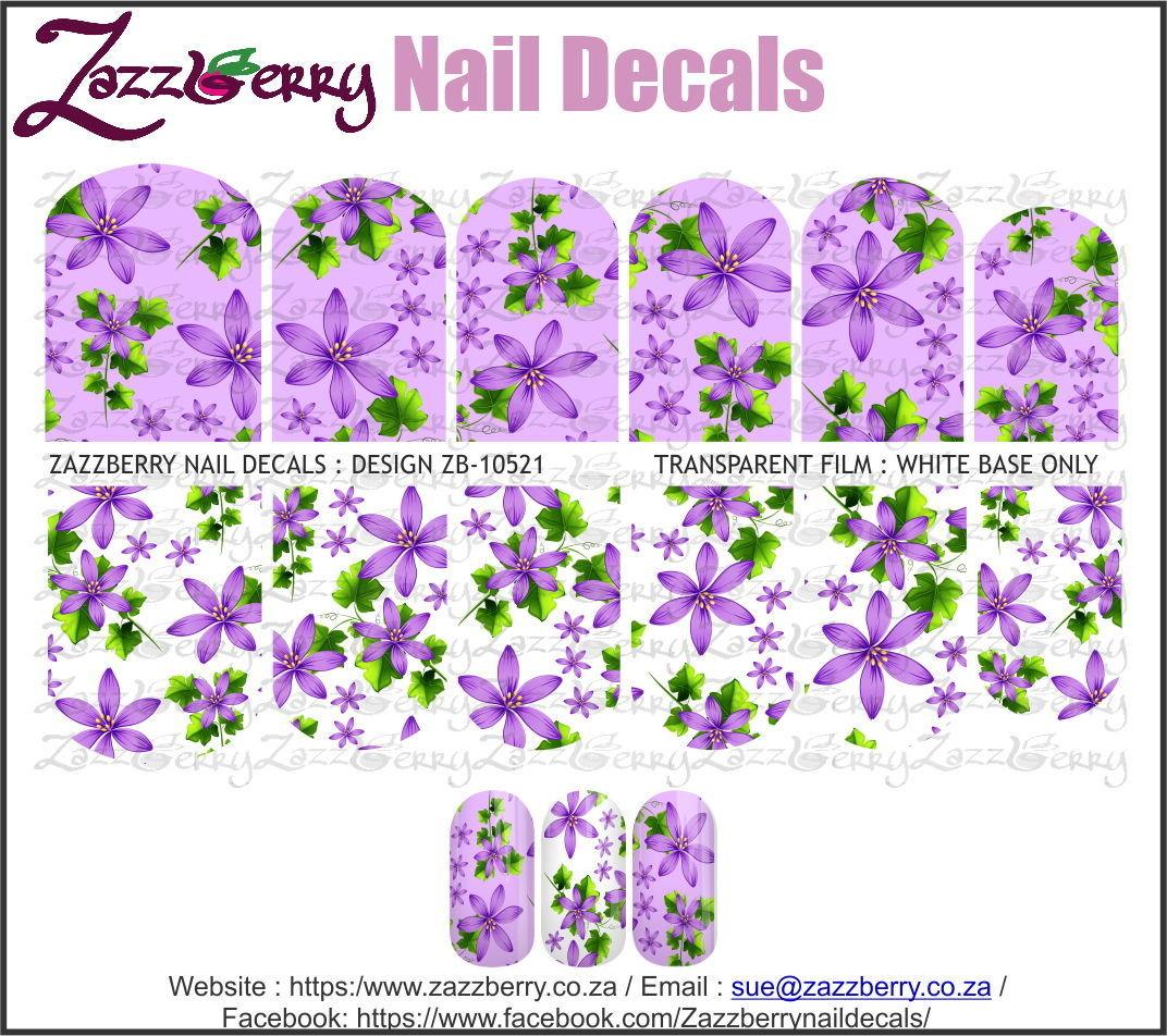 Purple Floral Mix