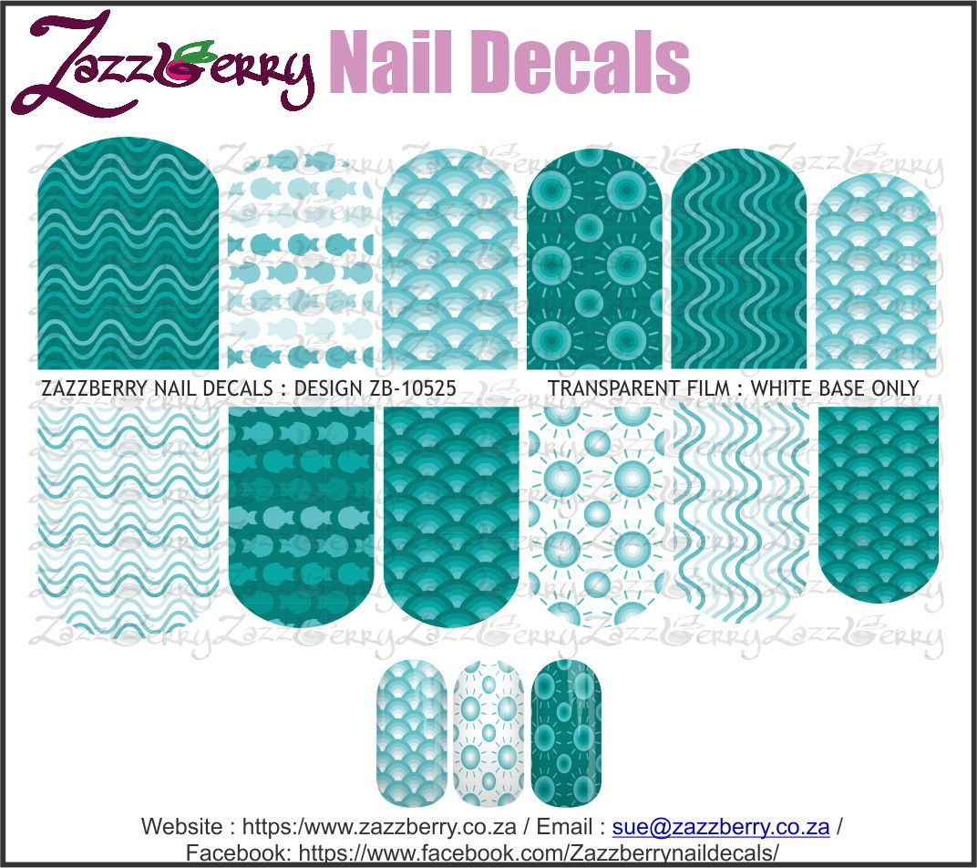 Geometric Summertime Pattern