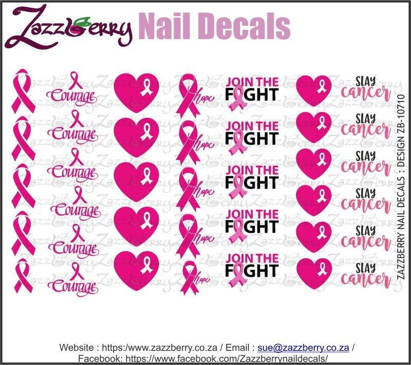 Cancer Awareness Pink II