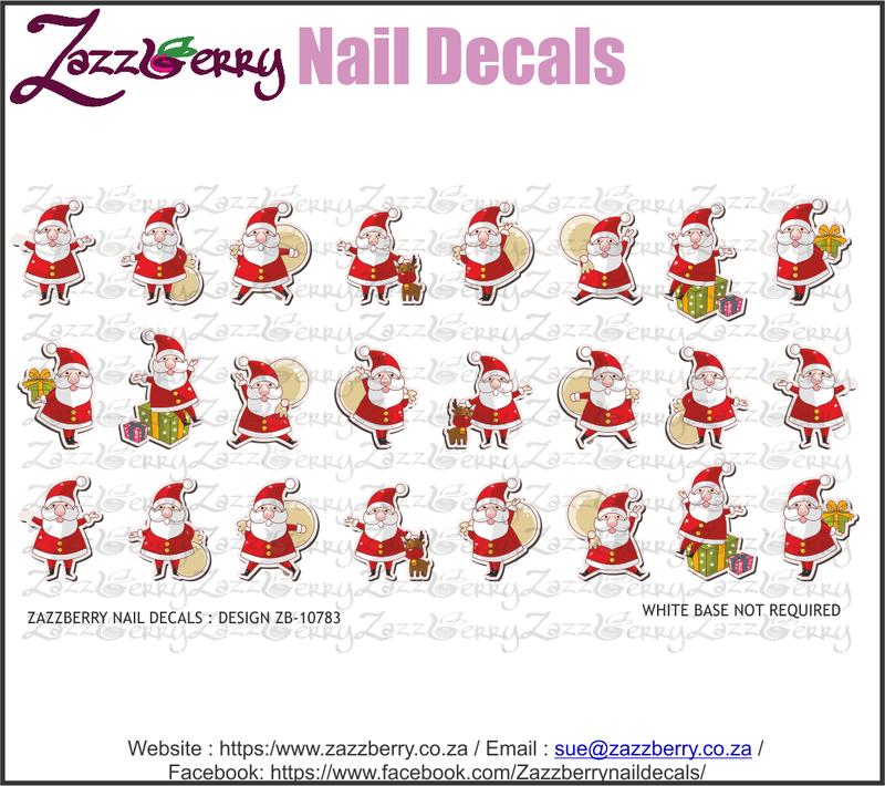 Christmas Santa Singles