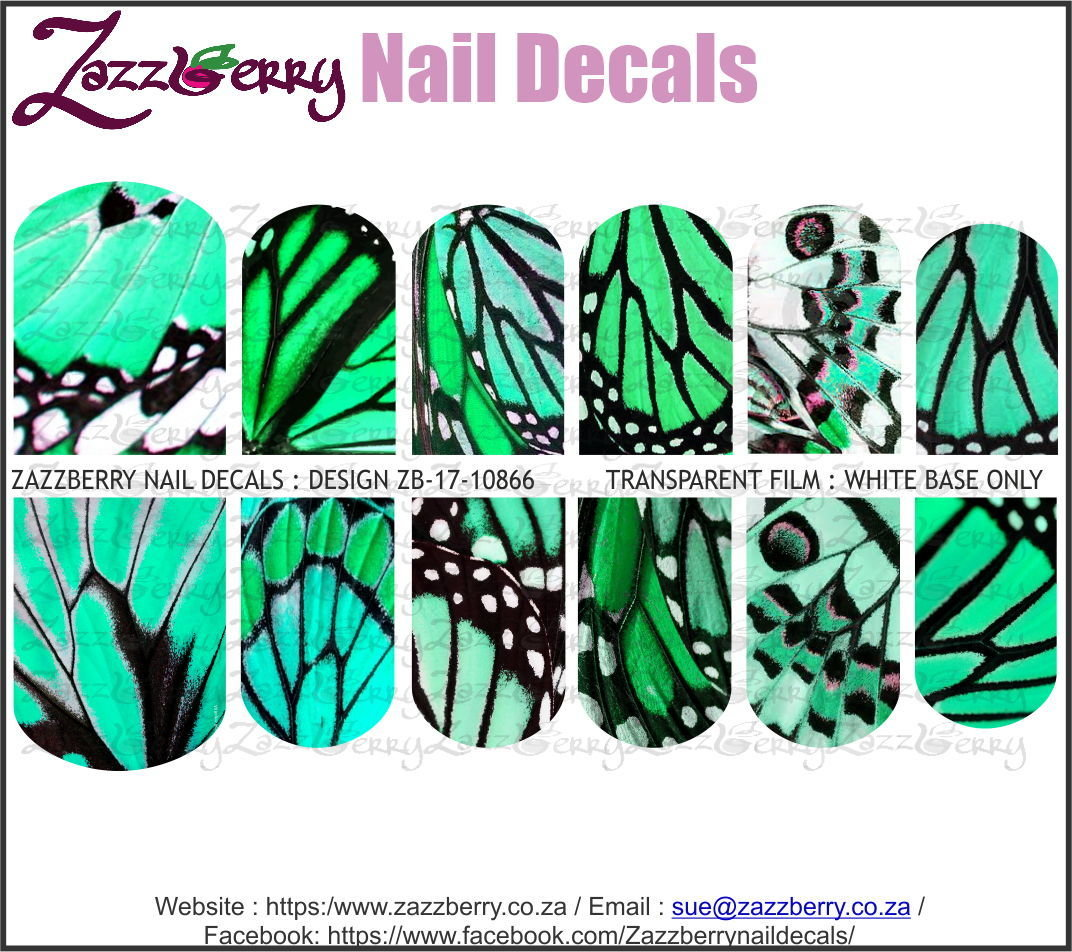 Butterfly Wings Turquoise