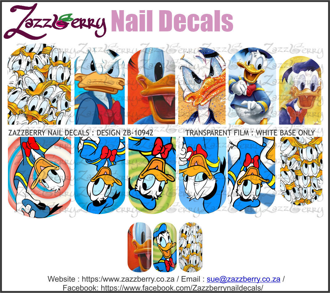 Donald Duck Mix