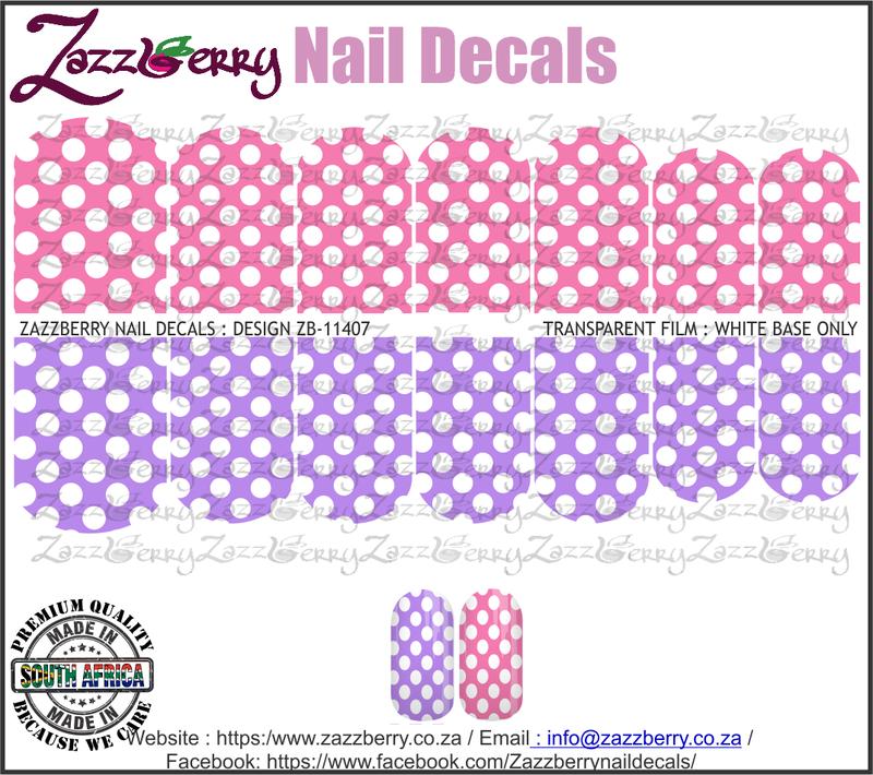 Polka Dots Pink and Purple