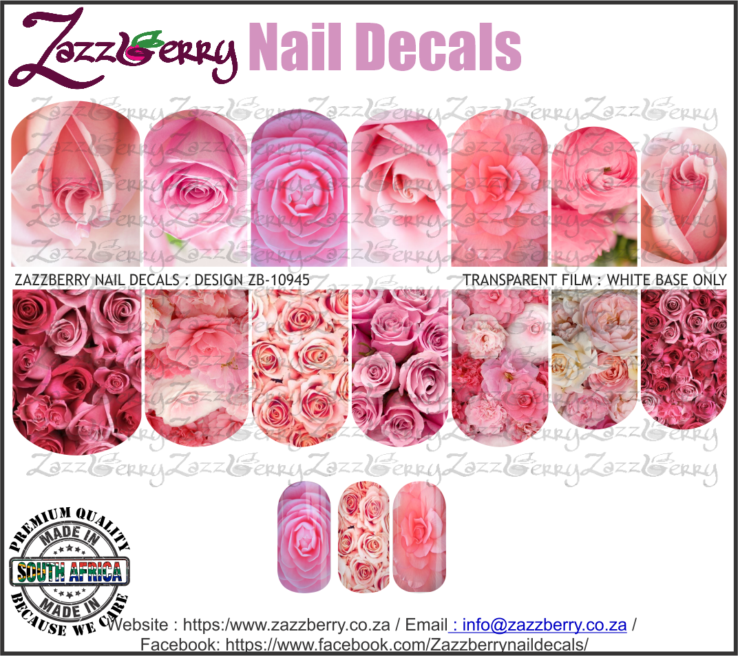 Roses Realistic Pink
