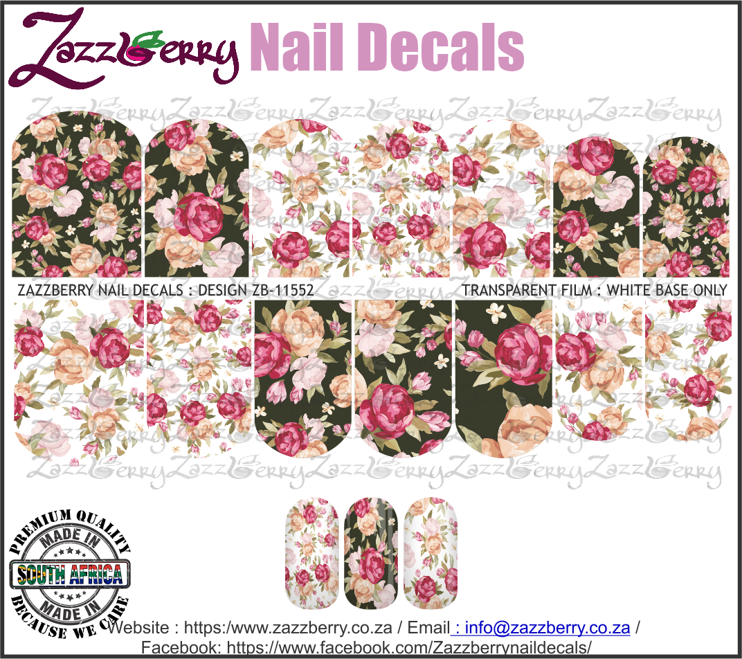 Rose Pattern Mix