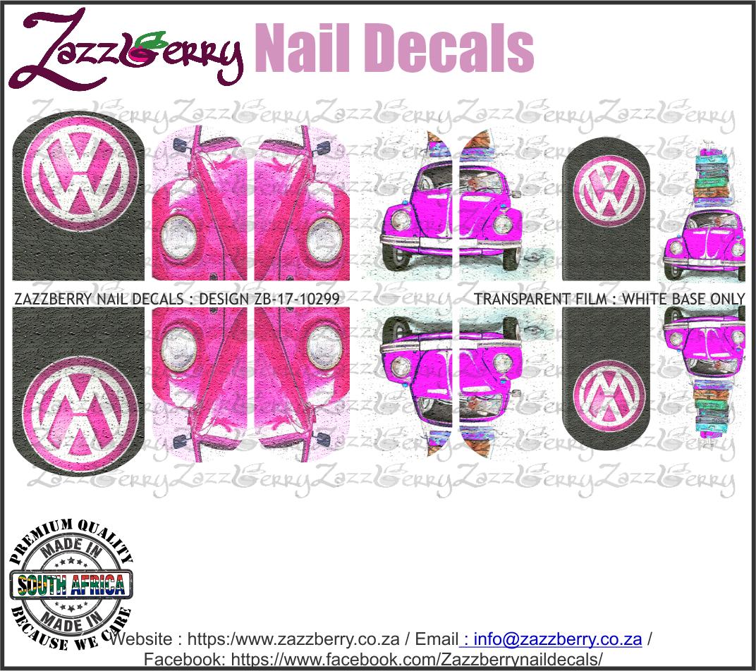 Volkswagen : Pink Beetle