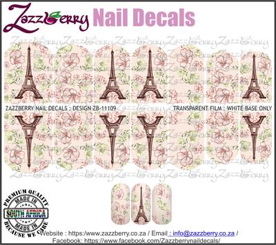 Paris and Blooms