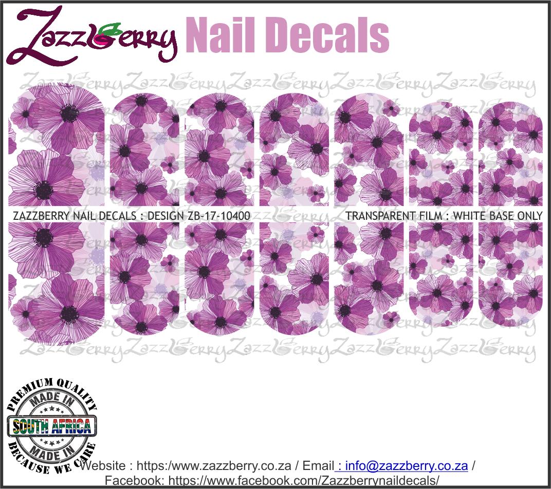 Blossoms of Purple