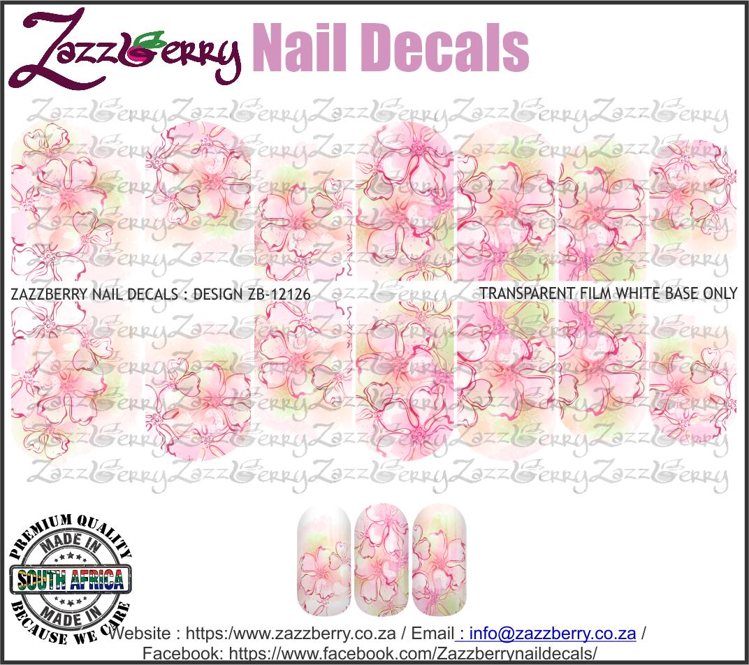 Cherry Blossom Drawn