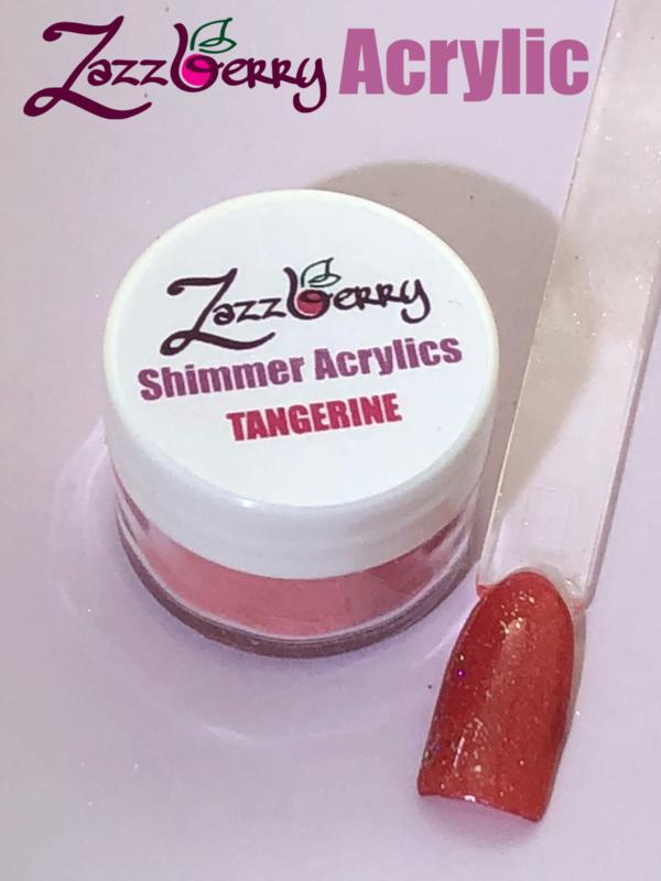 Tangerine Acrylic Mix