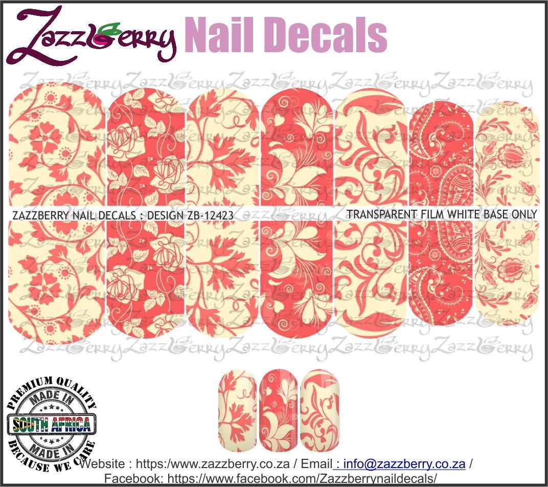 Coral Pattern Mix II