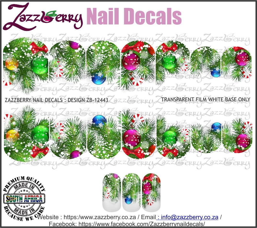 Christmas Decorations II