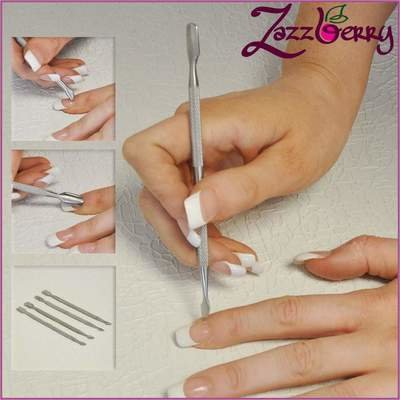 Stainless Steel Cuticle Pusher