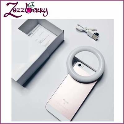 Ring Light (White)  for all Mobile Phones