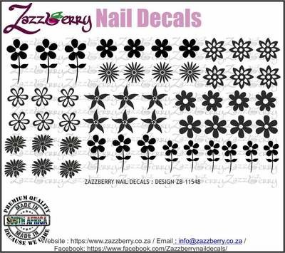 Daisies and More (Black or White)
