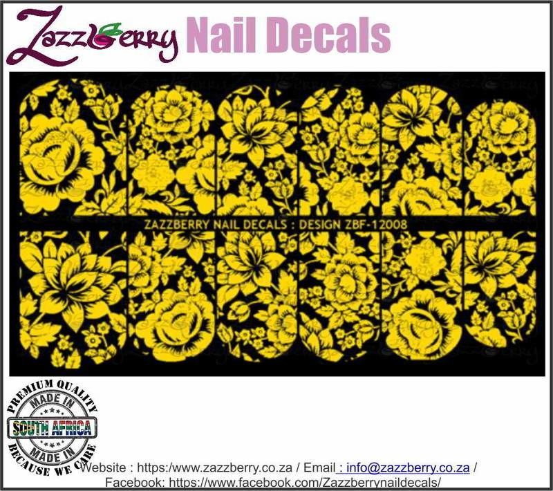 Floral Design Foil