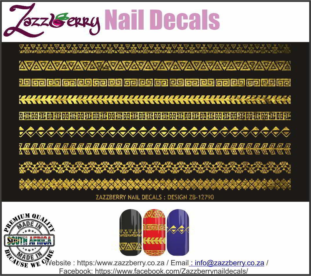 Tribal Strips (Foil)