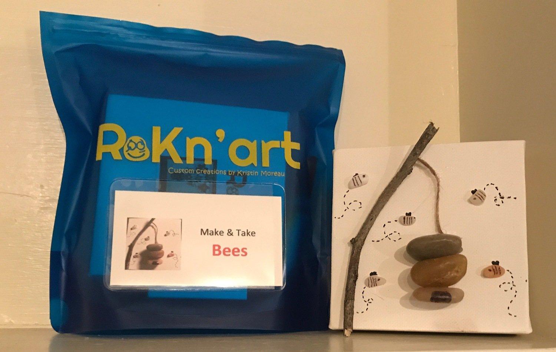 Take & Make- Bees!