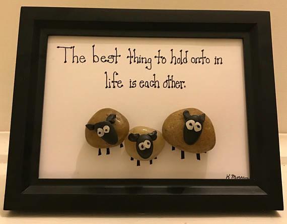 Sheep love!
