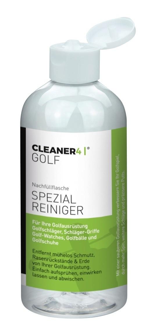 500 ml Nachfüllflasche CLEANER4 | Golf