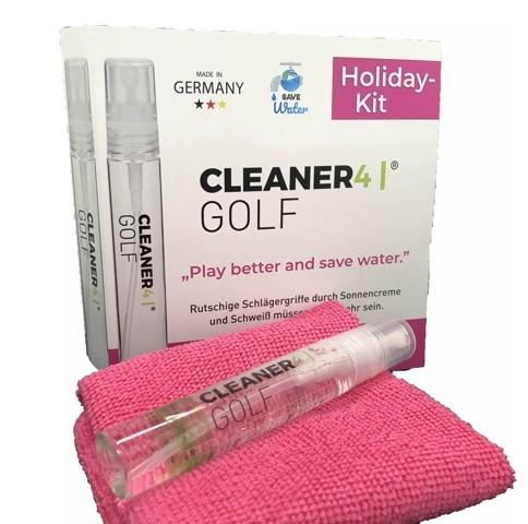 Holiday Kit CLEANER4 | Golf 20 ml Sprühflasche