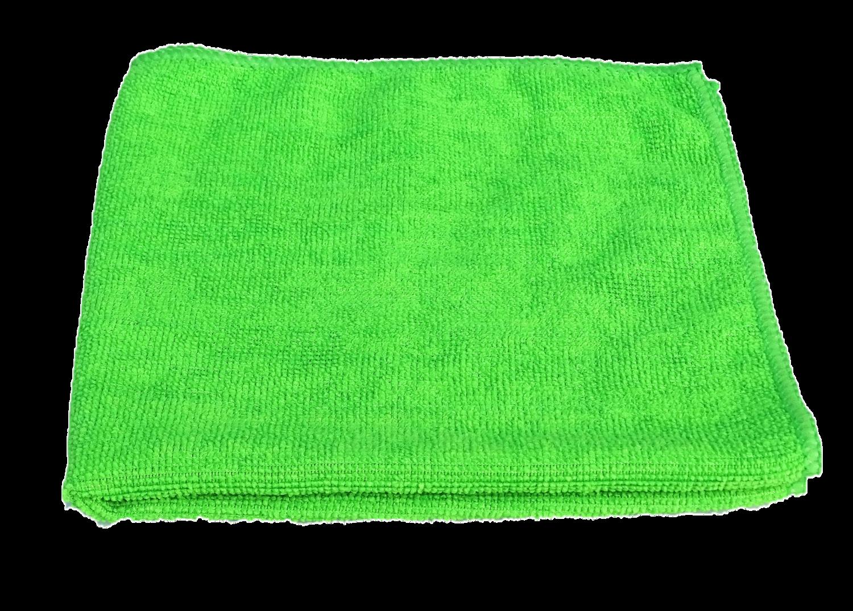 Mikrofasertuch 40x40 cm grün